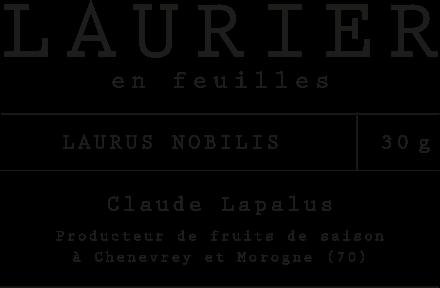 mise en page pour les packaging d'aromates