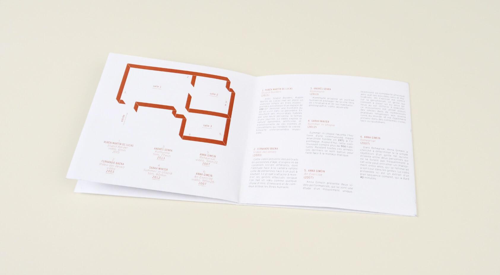plan d'exposition design