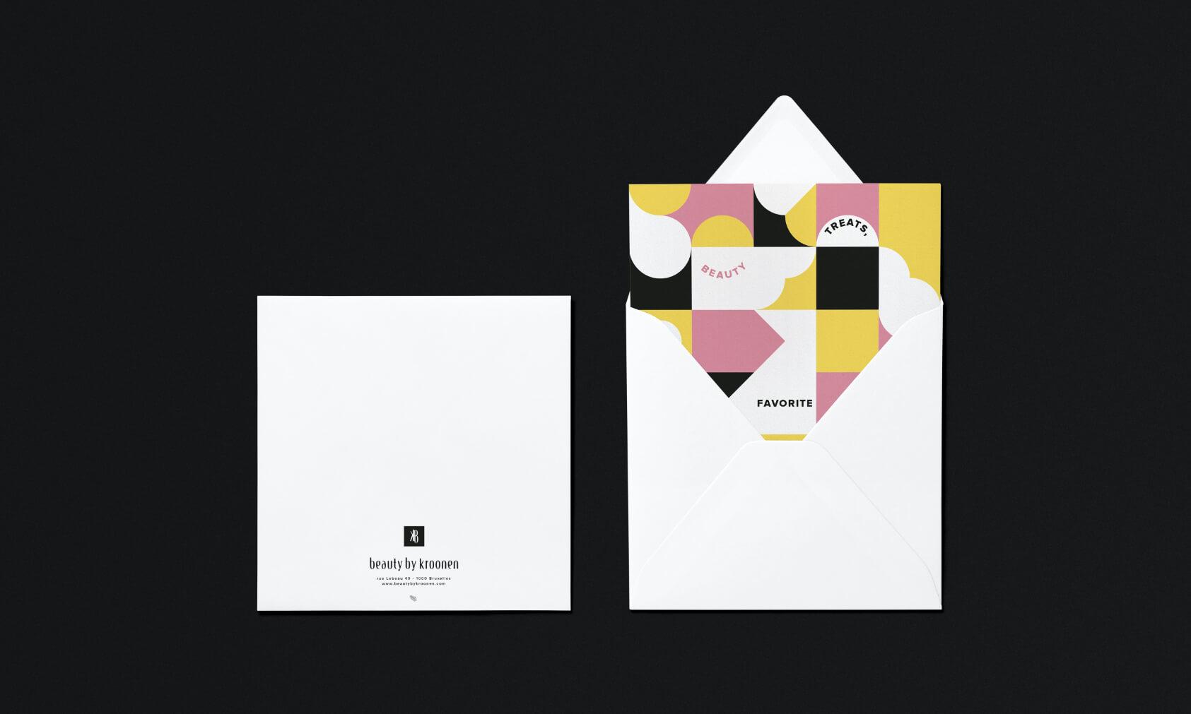 carte cadeau pour la boutique beauty by kroonen